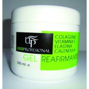 GEL REAFIRMANTE 500 ML.
