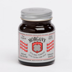 POMADE FINISH STYLING WAX MORGANS 100gr.