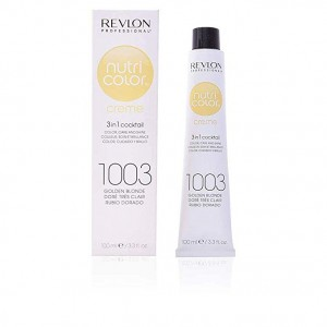 REVLON NUTRI COLOR 1003 (DORADO M/CLARO) 100 ml.