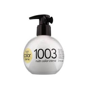 REVLON NUTRI COLOR 1003 (DORADO M/CLARO) 250 ml.