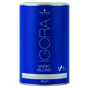 DECO IGORA BLOND SUPER PLUS 450 GR.
