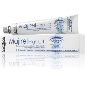 TINTE MAJIREL HIGH LIFT ASH+/CENIZA OSCURO 50 ml