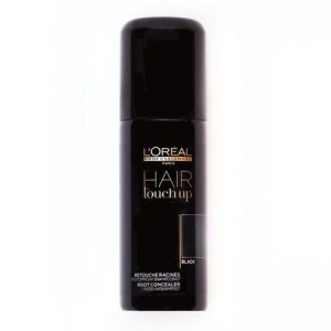 LOREAL`L CUBRECANAS HAIR TOUCH UP BLACK 75 ml.