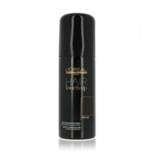 LOREAL CUBRECANAS HAIR TOUCH UP BROWN 75 ml.