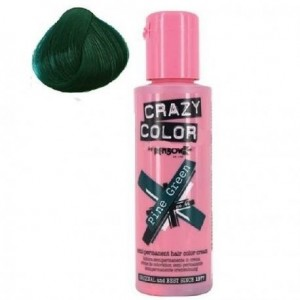 46-CRAZY COLOR PINE GREEN 100ml
