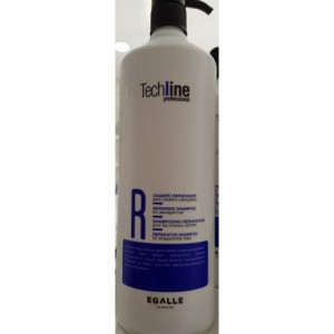 TECHLINE CHAMPU TOTAL REPAIR 1000 ml.