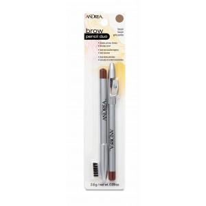 CEJAS ANDREA PENCIL DUO MARRON MEDIO