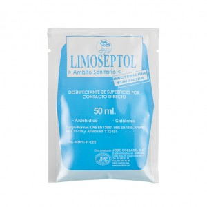 SACHET DESINFECTANTE 50ml