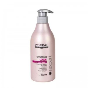 LOREAL CHAMPU VITAMINO COLOR 500ml