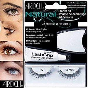 ARDELL KIT PESTAÑAS FASHION BLACK 110