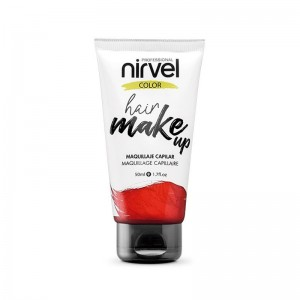 MAQUILLAJE CAPILAR NIRVEL COLOR RED 50ml