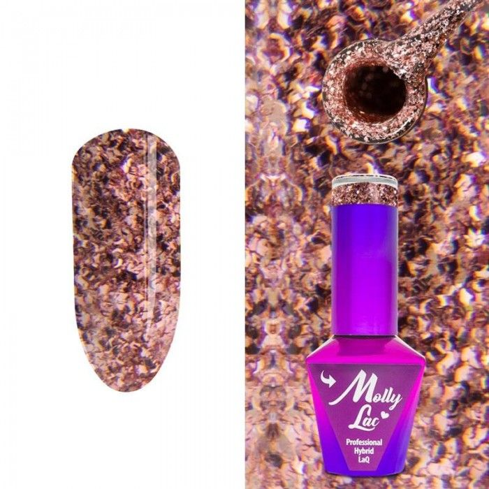 MOLLY QUEENS OF LIVE 33 ROSE GOLD 10ml
